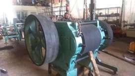 Fabricación y de maquinaria y repuestos para extrusora y todo lo relacionado con ladrilleras y tejares