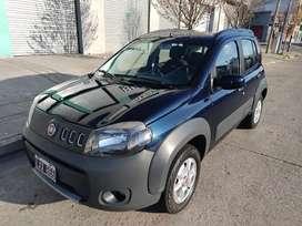 Impecable Fiat uno way Full-Full , Primera Mano!