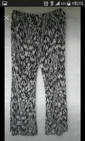 Pantalon Palazo