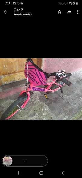 Vendo Bonita bicicleta