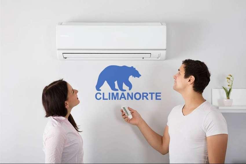 Instalación de aire acondicionado 0