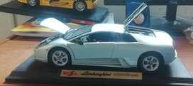Lamborghini murcielago plata
