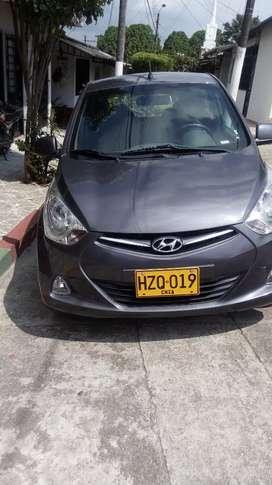 Se vende carro Hyundai eon
