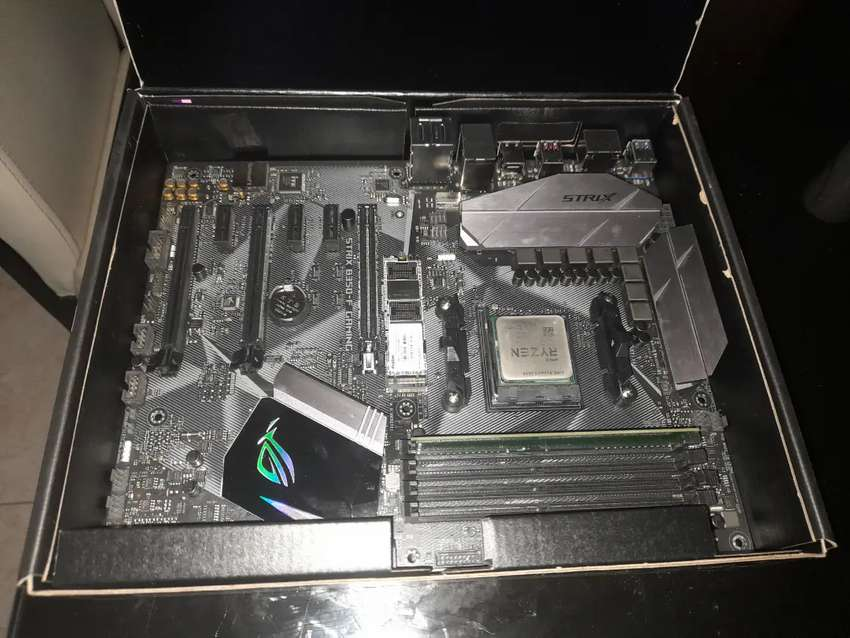 COMBO RYZEN 5 3600 + RAM DE 8GB + DISCO M2 128GB + COOLER