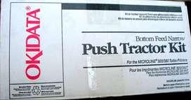 Okidata Kit Tractor De Papel Microline 320/390t.box Nuevo