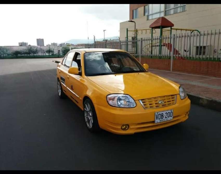 Vendo taxi hyundai 0