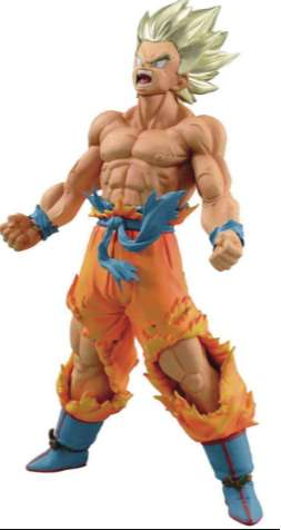 muñeco son goku figura de dragón ball z