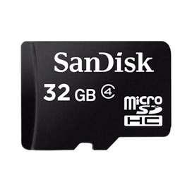 Micro sd 32 GB NUEVA SIN USO