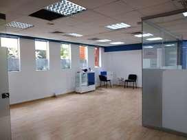 Alquiler Oficina en Zona Exclusiva de Miraflores