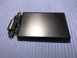 Vendo portatil ideal para estudio lenovo