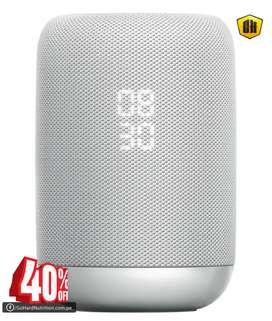Sony Lfs50g Altavoz Inteligente Bluetooth, WiFi / Google Assistant Parlante