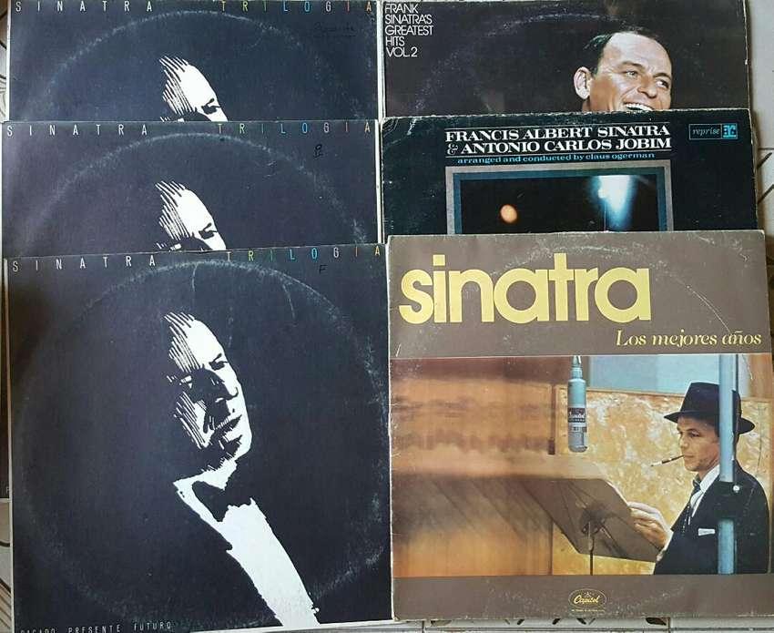 Discos Vinilo Frank Sinatra 0