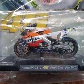 Coleccion de moto Honda