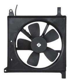 electro ventilador y embrague de ventilador para mazda bt50 dmax mitsubishi kia, hyundai aveo corsa Repuesto