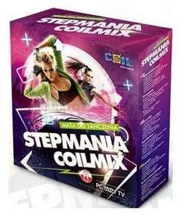 Tapete de Baile Stepmania Coilmix Ref. 21PD 1