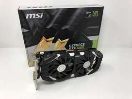 Tarjeta De Video Msi Gtx 1060 3gt Oc Nvidia Geforce 3gb