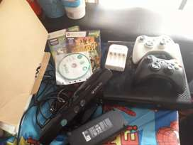 Vendo Xbox 360 super slim E original