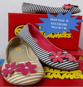 Zapatos infantiles bubble gumners