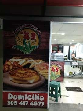 Se vende negocio bien acreditado en Rionegro Antioquia