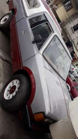 Vendo Datsun en buen estado x nesesida económica