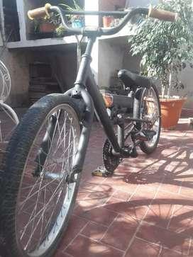 Vendo bici con suspencion de altura