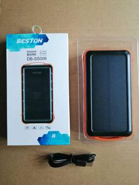 POWER BANK BESTON SOLAR 20000MAH