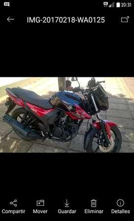 Vendo moto Yamaha rr sz 150