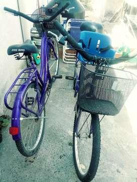 Vendo bicis playeras nuevas rodado 26 completas