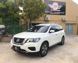 Nissan Pathfinder sense 2017