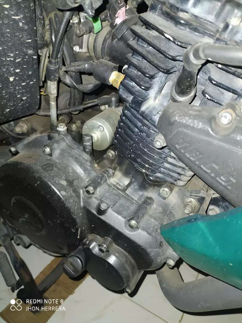 Vendo motor completo o por partes de fz16... 0