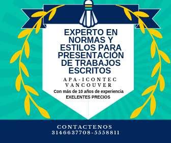 Normas APA, ICONTEC, VANCOUVER, ETC 0