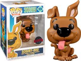 Funko Pop Scooby Doo Exclusivo La película 2020