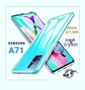 Oferta Especial!  Samsung A71