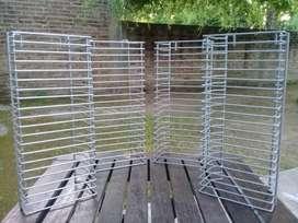 Porta Cd Metal . Lote De 4 Para 20 Cada Uno