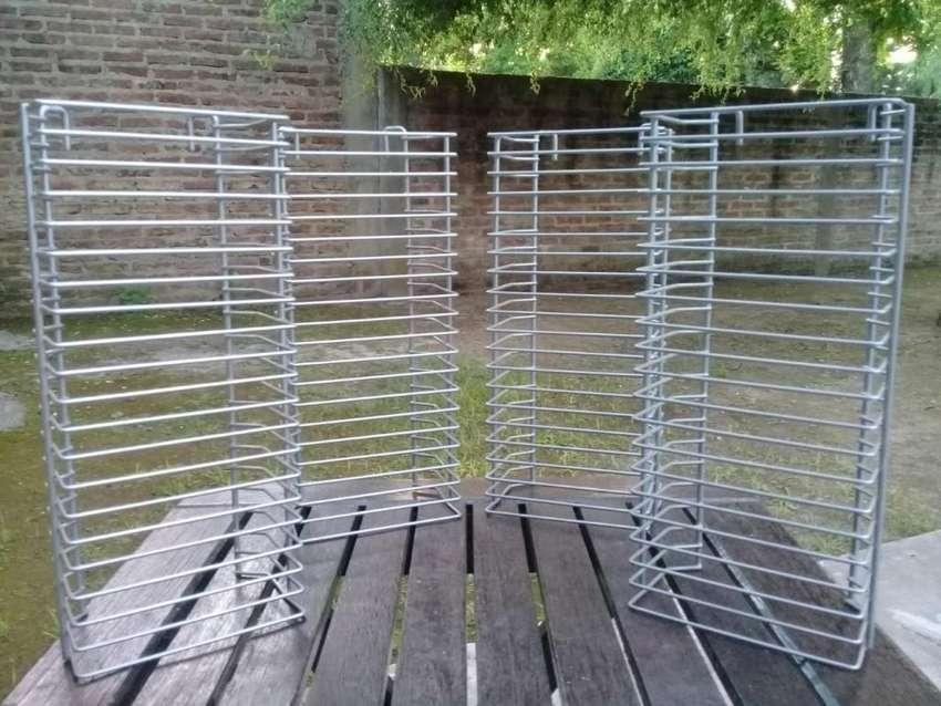 Porta Cd Metal . Lote De 4 Para 20 Cada Uno 0