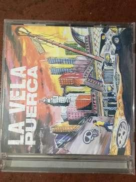 CD La Vela Puerca