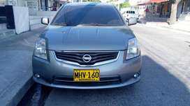 VENDO NISSAN SENTRA SL 2013 NEGOCIABLE