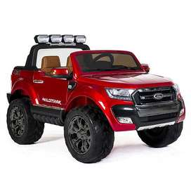Carro a Batería Para Niños Ford Ranger Wildtrak 2018 4x4