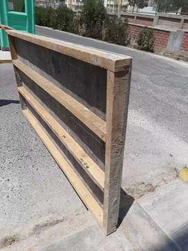 Paneles fenolico mas de 20 unidad encofrado de madera para construtora