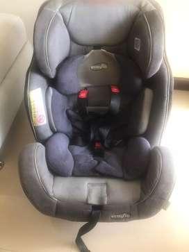 Vendo silla para el carro