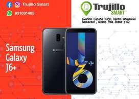 Samsung Galaxy J6 Plus, Garantia 1 Año