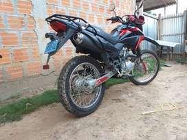 Remato moto Honda XR 150L 2018