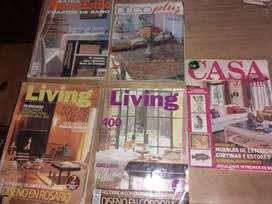 Vendo libros y revistas
