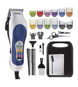 Kit máquina de peluquería Wahl Color Pro