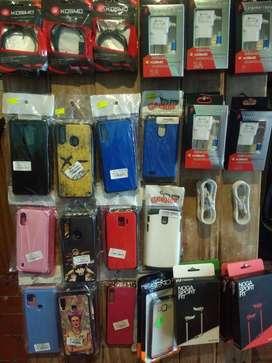 Fundas para celulares y accesorios