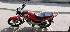 Vendo moto honda cb 125 e