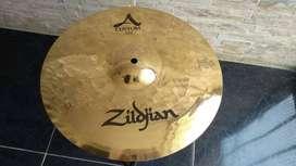 "Platillo Zildjian A custom Crash 14"" nuevo"