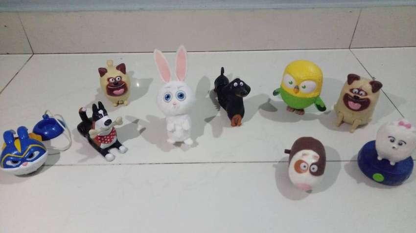 Muñecos Linea Mascotas