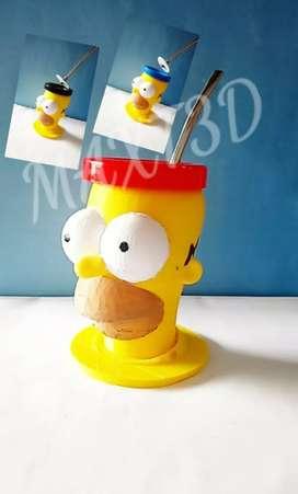 Mate Homero Simpson