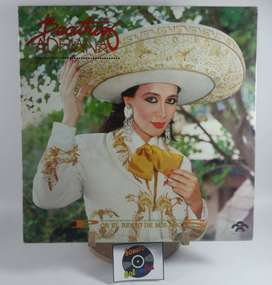 Lp Vinilo disco de acetato Beatriz Adriana Por el REsto de mis años - Sonero Colombia